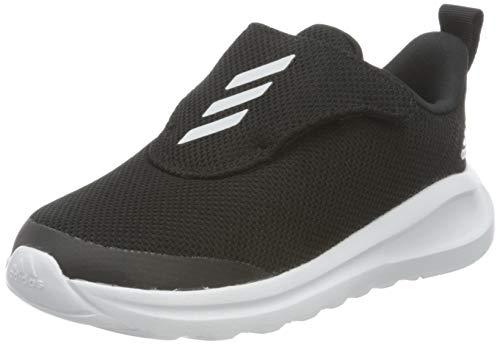 adidas Fortarun AC I, Zapatillas, NEGBÁS/FTWBLA/NEGBÁS, 26 EU