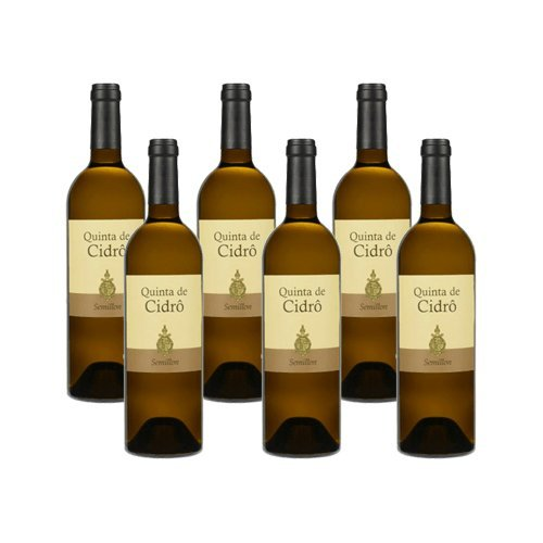 Quinta de Cidrô Semillon - Vino Bianco - 6 Bottiglie