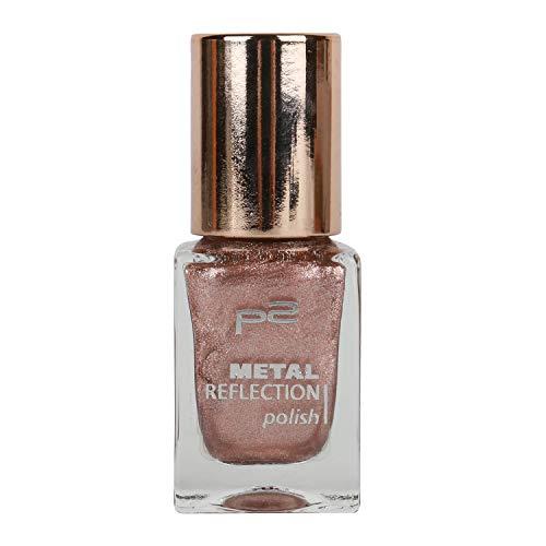 p2 cosmetics Nagellack 177924 Metal Reflection Polish