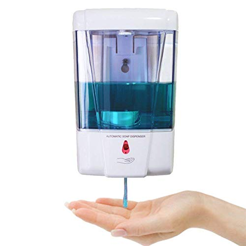 StillCool - Dispensador de jabón automático para Pared (700 ml)