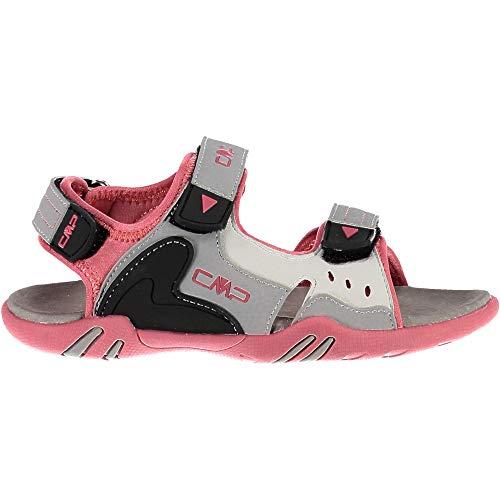 CMP Chaussures de randonnée pour enfant Alphard - Sandales de randonnée - Gris uni - Gris - 36 x C Ice Corallo., 30 EU