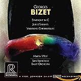 Bizet: Symphony In C   Jeux D'Enfants [Martin West, San Francisco Ballet Orchestra] [Reference Recordings: RR-131]