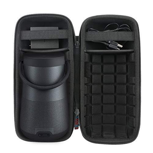 Khanka funda estuche para Bose SoundLink Revolve+ plus/SoundLink Revolve+ (Serie II) Altavoz portátil con Bluetooth case bolso bolsas.