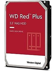 Western Digital ウエスタンデジタル 内蔵 HDD 6TB WD Red Plus NAS RAID (CMR) 3.5インチ WD60EFZX-EC 【国内正規代理店品】