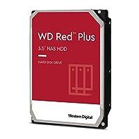 Western Digital ウエスタンデジタル 内蔵 HDD WD Red Plus NAS RAID (CMR) 3.5インチ WD40EFZX-EC 【国内正規代理店品】