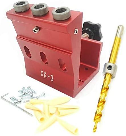 SPRINGHUA Adjustable Japan Maker New Pocket Hole Locator System Kit Limited time trial price Jig Wood For