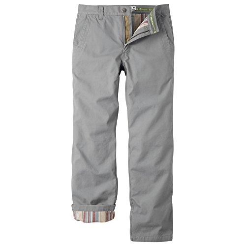 Mountain Khakis Men's Flannel Original Relaxed Fit Mountain Pants