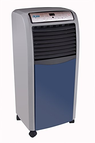 Enfriador Evaporativo Portátil de 3 Velocidades FRIKKO F1100P-CR con Control Remoto.