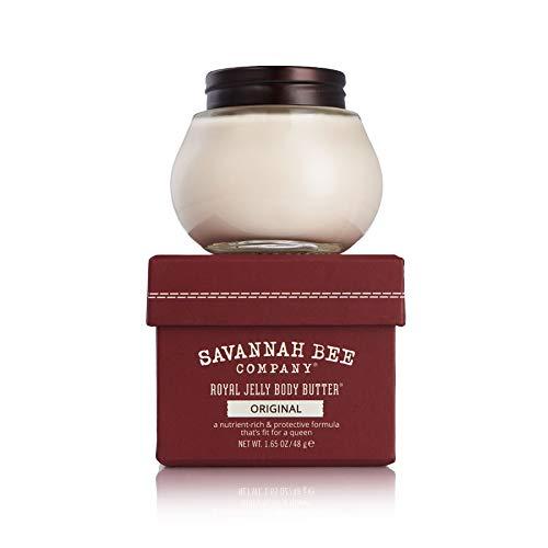 Royal Jelly Body Butter ORIGINAL Formula by Savannah Bee Company - 1.65 Ounce