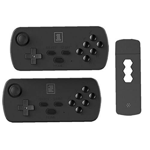 Sanfiyya Consola de Videojuegos portátil Y3 Mini Consola de Juegos portátil Retro Juego de Consola de 16 GB de la Consola de Juegos