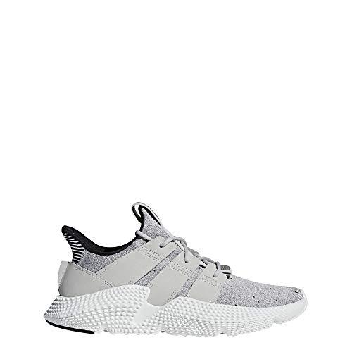 Adidas Prophere, Zapatillas de Deporte para Niños, Gris (Griuno/Griuno/Negbás 000), 36 EU