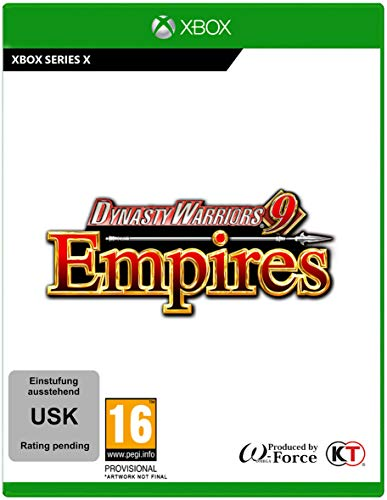 Dynasty Warriors 9 Empires (Xbox Series X)