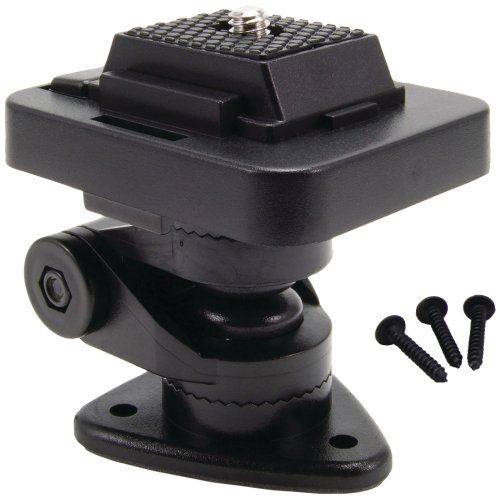 Arkon Car Dashboard Camera Mount for Canon Sony Samsung Panasonic Cameras