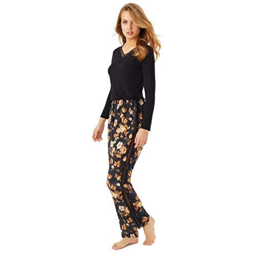 PROMISE Pijama de Mujer en Modal L3317 -...