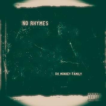 No Rhymes
