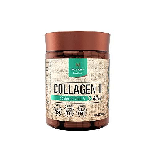 Collagen II 40mg (60 caps), Nutrify