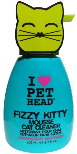 Pet Head Fizzy Kitty-Mousse, 200ml