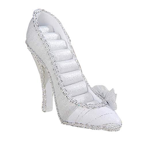 Lista de los 10 más vendidos para organizador de anillos en forma de zapato