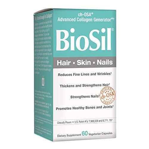 Natural Factors, BioSil, ch-OSA Erweiterte Collagen Generator, 60 Veggie Caps
