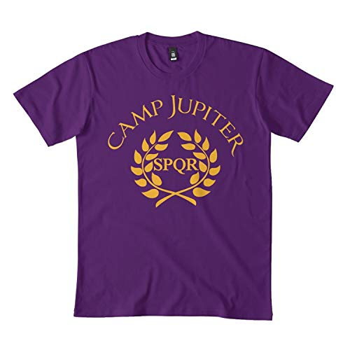 Camp Jupiter Logo Classic t Shirt DMN T-Shirt, Hoodie, Crewneck Sweatshirt Black