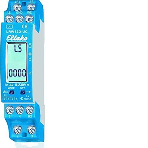 Eltako LRW12D-UC Digital einstellbares Sensorrelais