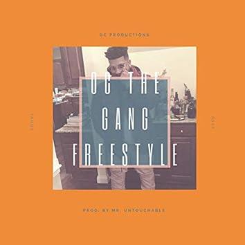 OC Da Gang (Freestyle)
