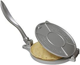 Origins K110-21 Non Stick Cast Aluminum Tortilla Press, 6-1/2-Inch
