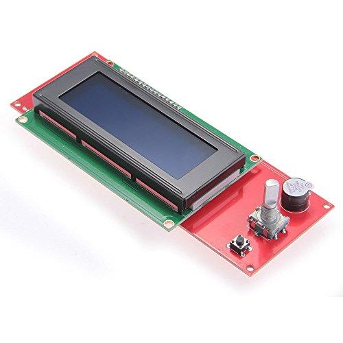 SODIAL(R) 2004 LCD display controller Smart RepRap Rampe V1.4 fuer stampante 3D Drucker NEU