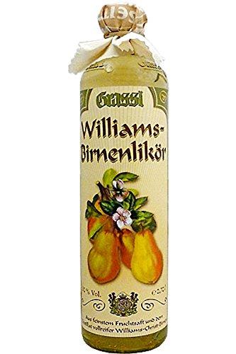 Grassl Williams Birnen Likör 0,7 L