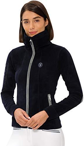 SPOOKS Evita Fleece Jacket (Farbe: Navy; Größe: L)
