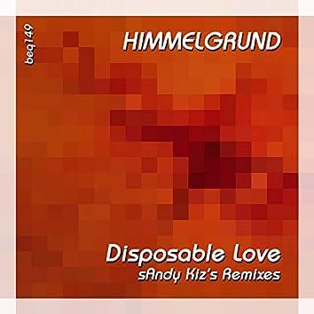 Disposable Love (Sandy Kiz's Remixes)