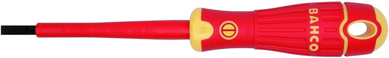 Multicolor Bahco MES-3.0-900 Hacha partida con mango de madera de fresno