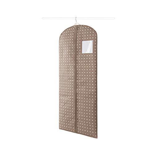 Compactor Funda larga para abrigos, Gama Rivoli, Color beige, Tamaño 60 x 137 cm, RAN4391_B