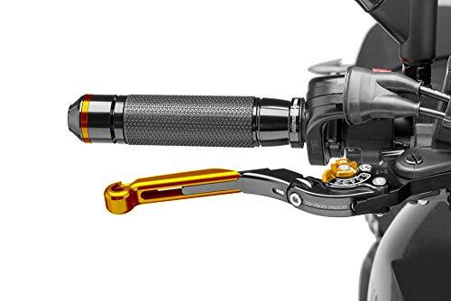 Puig 19ONO1040 Brems-Kupplungshebel CB 600 Hornet (PC36) 2003-2006 sc Set