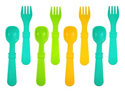 Re-Play Utensils, 8-Count