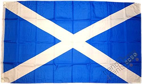 Écosse Drapeau Grand format aux intempéries 250 x 150 cm Drapeau