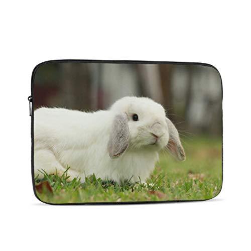 MacBook 13 Case Rabbit Bunny Holland Lop 13 MacBook Case Multi-Color & Size Choices10/12/13/15/17 Inch Computer Tablet Briefcase Carrying Bag