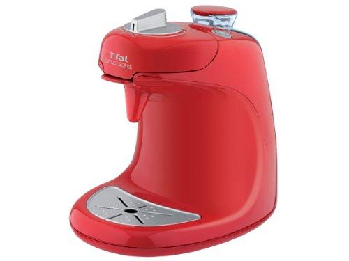 ティファール T-FAL 一杯抽出型 コーヒーメーカー ダイレクトサーブ CW1005JP レッド [並行輸入品]