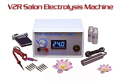 V2R Deluxe Professional Electrolysis
