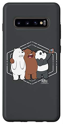 Galaxy S10+ We Bare Bears Selfie Case