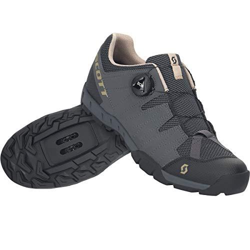 Scott Sport Trail Boa MTB Trekking Fahrrad Schuhe grau/beige 2021: Größe: 42