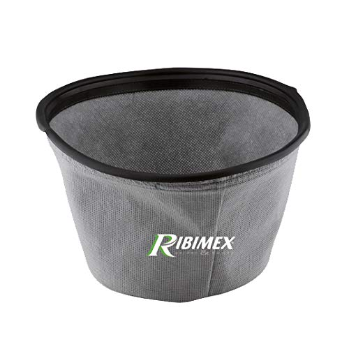Ribimex PRASP20 FS Filtro a Sacco per aspirapolvere 25 L