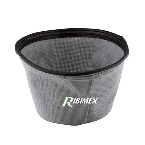 Ribimex PRASP20/FS Filtro a Sacco per aspirapolvere 25 L