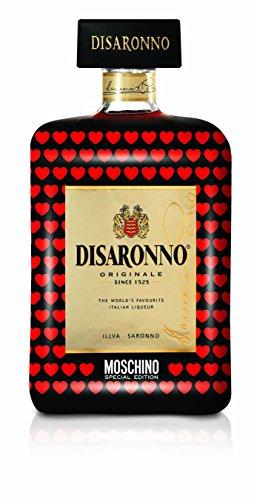 Amaretto Disaronno Di Saronno Sonderausgabe Moschino 0,50 lt.