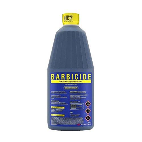 King Research - Barbicide 1,9 lt - Concentrato liquido Igienizzante