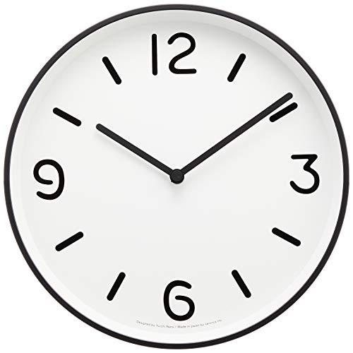 Lemnos MONO Clock White LC10-20A WH by Lemnos