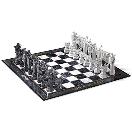 Nuevo Juego de ajedrez Wizard, ajedrez Internacional, Tablero de ajedrez, Adecuado para niños, Juguetes, Principiantes, Adultos (Ejercicio de Pensamiento Intelectual)