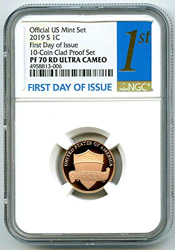 2010-S NGC PF69 UCAM LINCOLN SHIELD CENT proof 69 ucam UNION Shield reverse