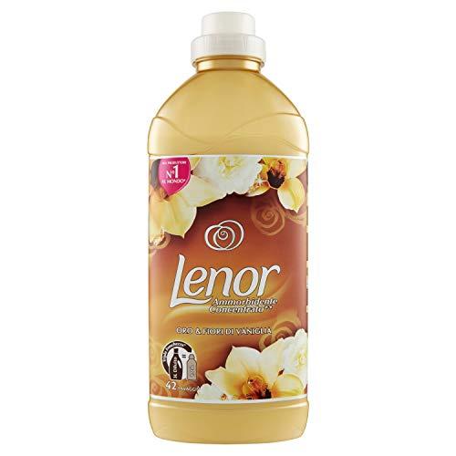 Lenor Oro & Vaniglia 8 confezioni da 1050 ml