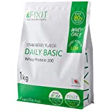 FIXIT プロテイン ホエイ プロテイン DAILY BASIC 1kg (ストロベリー)